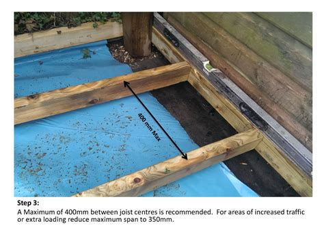 Installing Trex Decking by Installing Saige Recycled Wood Plastic Composite Decking