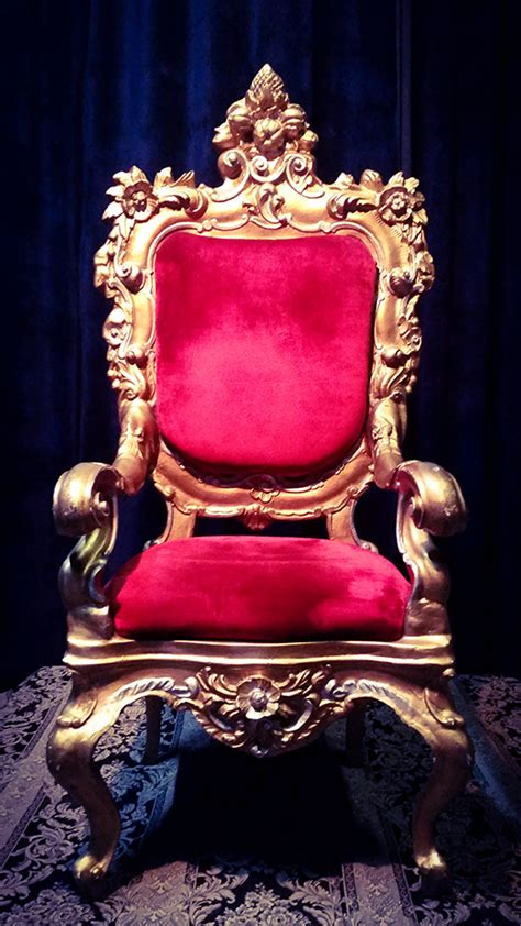 all about props santa thrones