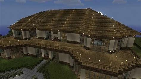 minecraft top 10 des plus belles maisons 2