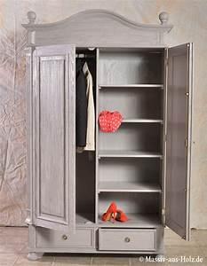Kleiderschrank Grau Holz : trendstark und nachhaltig m bel in grau grau plating kleiderschrank ~ Frokenaadalensverden.com Haus und Dekorationen