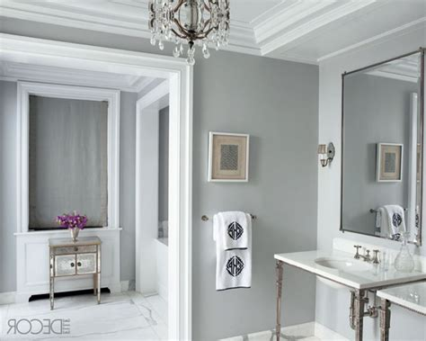 Bathroom Paint Ideas Gray Designers Tip How To Make Small Spaces Seem Large Kate Walker Design