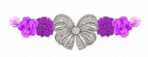 Diamond Purple Flower by writerfairy on DeviantArt