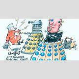 Dalek Cartoon Exterminate | 1200 x 630 jpeg 138kB