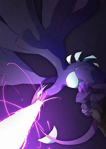 shadow blast by Poketix on DeviantArt. Shadow Lugia from ...