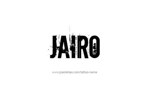 jairo  tattoo designs