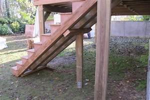 Support Terrasse Bois : terrasse sur pilotis en cumaru ~ Premium-room.com Idées de Décoration