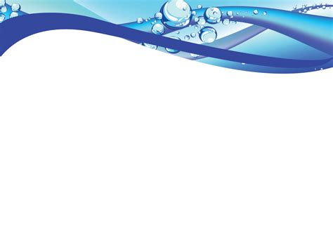 abstract blue water powerpoint templates abstract free ppt backgrounds and templates