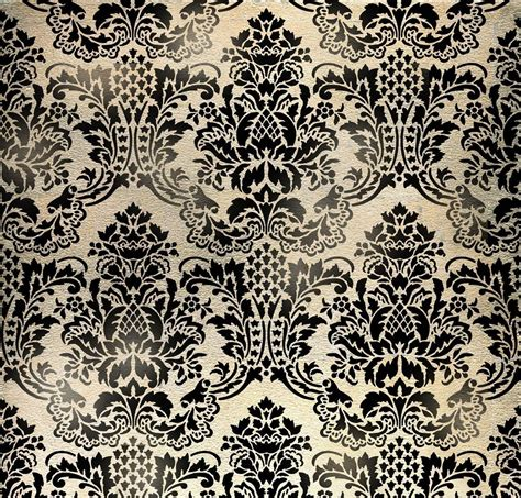 Wall Stencil Damask Flora Allover Wallpaper Pattern Stencil HD Wallpapers Download Free Images Wallpaper [1000image.com]