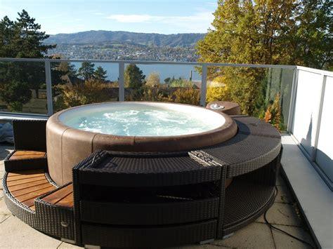 Whirlpool Garten Leise by Softub Whirlpools Erholung F 252 R Garten Und Dachterrasse
