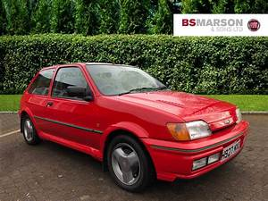 Ford Fiesta Rs Turbo : used 1991 ford fiesta rs turbo for sale in staffs pistonheads ~ Medecine-chirurgie-esthetiques.com Avis de Voitures