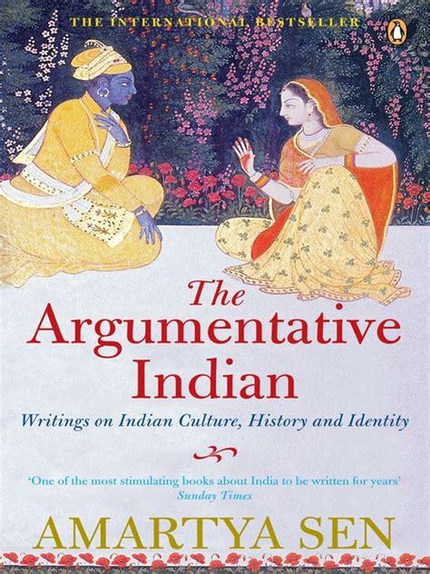 argumentative indian  amartya sen