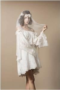 delphine manivet 2014 collection french wedding dresses With robes de mariées courtes