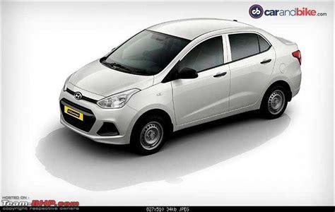 Hyundai To Introduce Prime Series For Taxi Segment Teambhp