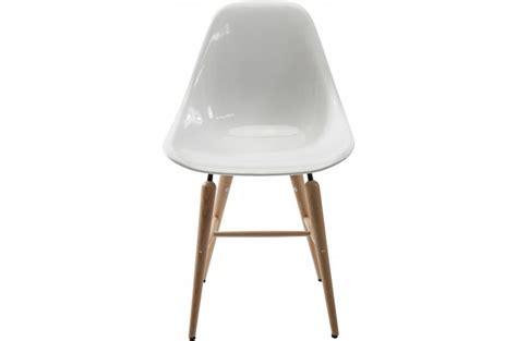 chaise design pas cher blanche conceptions de maison blanzza