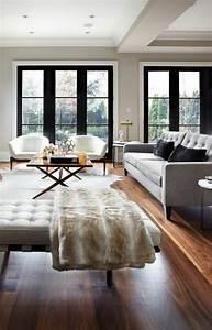 40 photos pour comment choisir son parquet With salon avec parquet gris