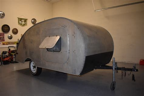 original  tourette teardrop camper