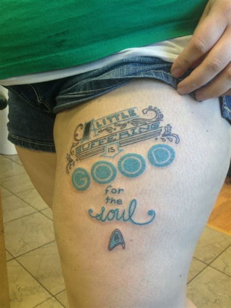 star trek tattoos  ideas