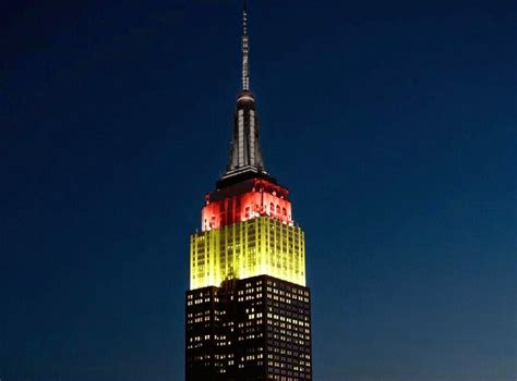 empire state color new york history geschichte germany colors on empire