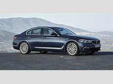 2017 BMW 520i here in September from $92,200 photos