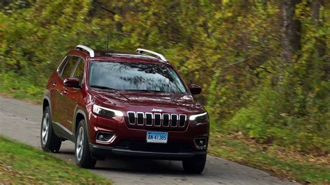 2019 Jeep Cherokee Adds Turbo