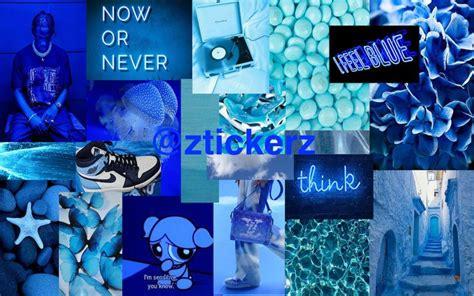 blue aesthetic desktop wallpaper macbook wallpaper desktop