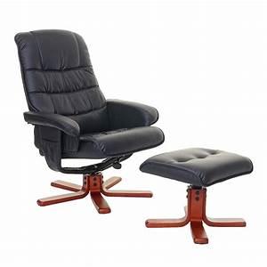 Sessel Mit Massagefunktion : relaxsessel hwc e30 fernsehsessel liegesessel tv sessel mit hocker kunstleder schwarz ~ Buech-reservation.com Haus und Dekorationen