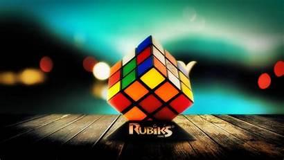 3d Desktop Pc Backgrounds Rubiks Wallpapers Pixelstalk