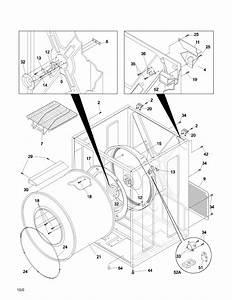Frigidaire Gler642as3 Dryer Parts