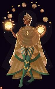 Image - Yellow Diamond Realistic~mindlesslyred.png | Steven Universe Wiki | FANDOM powered by Wikia