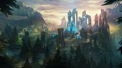 Rift Legends Summoner League Background