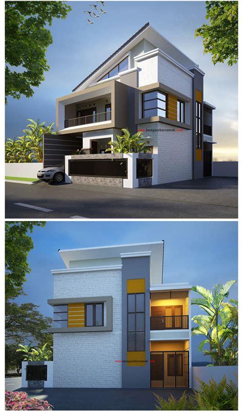 desain rumah minimalis posisi hook desain rumah
