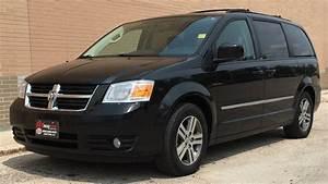 2010 Dodge Grand Caravan Sxt - Rear A  C  Alloy Wheels  7 Passenger