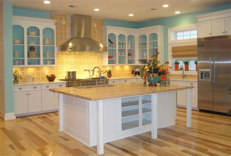 mexican tile kitchen as seen on makeover the family 4115
