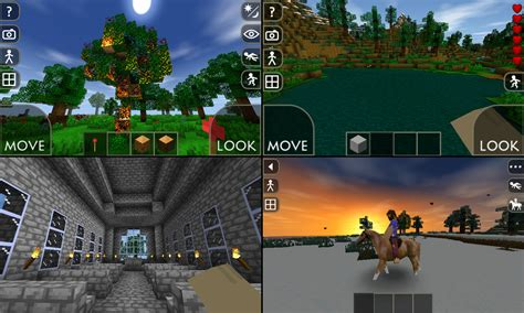 Best Minecraft Like Games For Android