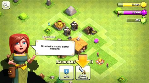android gameplay clash of clans 11 49 9