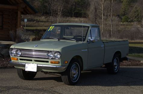 1971 Datsun Truck by 1971 Datsun Pl521 1600 Truck Only 55000 For Sale In