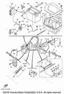 Yamaha Rhino Ignition Switch Wiring Diagram