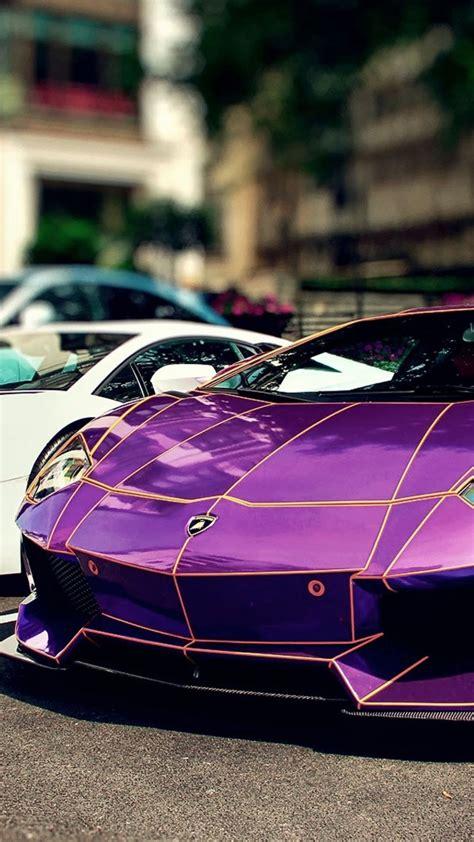 Car Wallpaper Note 4 by Galaxy Note Hd Wallpapers Purple Lamborghini Aventador Lp