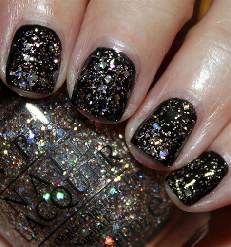 opi of light spotlight on glitter by opi vy varnish