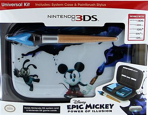 Epic Mickey Power Of Illusion Universal Kit Pdp