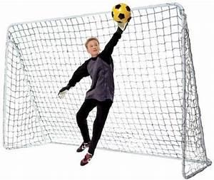 But Foot Enfant : cage de foot m tal but de football pas cher cage de football enfant ~ Teatrodelosmanantiales.com Idées de Décoration