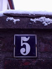 house numbering wikipedia