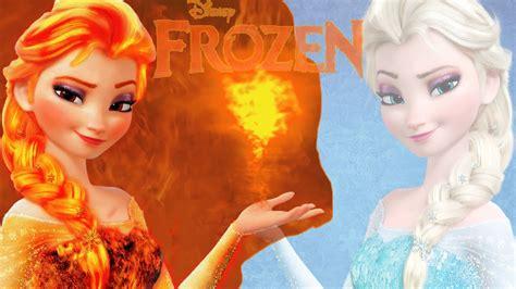 frozen makeover