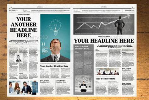 Newspaper Template Latex Newspaper Template Best Template