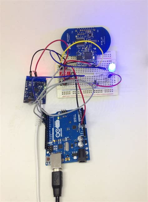 Xethru Arduino Radar Library Build Electronic Circuits