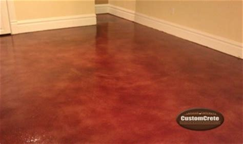 CustomCrete   Stained Concrete in St. Louis, MO