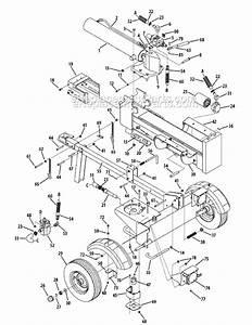 Bobcat 753 Hydraulic Diagram
