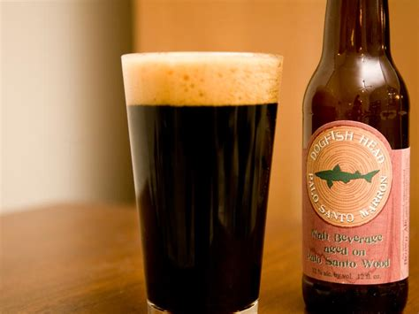Dogfish Head Palo Santo Marron - Craft Beer Reviews and ...