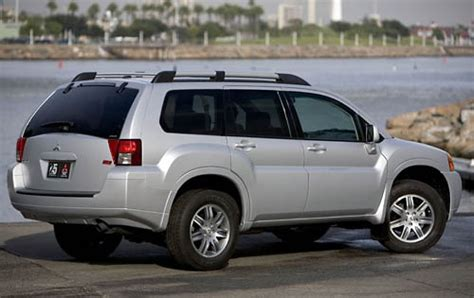 mitsubishi endeavor  sale pricing