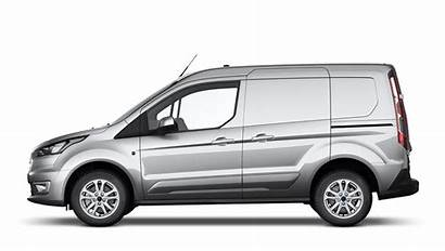 Connect Transit Limited Ford Silver Moondust